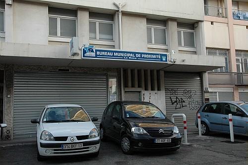 M.marseille.fr bureaux municipaux de proximité