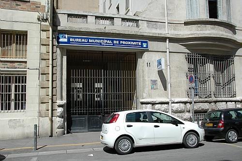 Stéphane laurens architecture bureau municipal de proximité